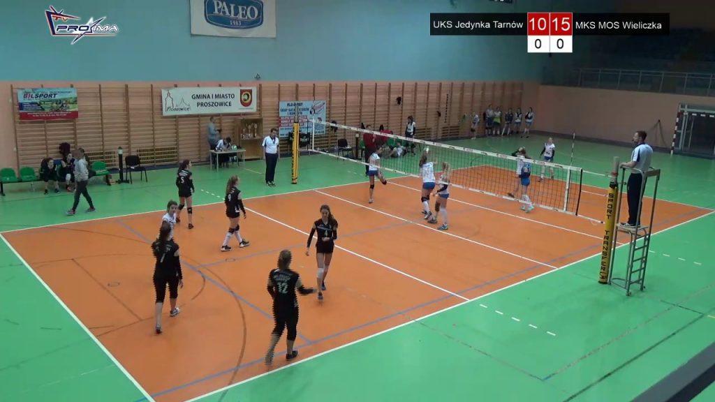 Finał Mistrzostw Małopolski Juniorek