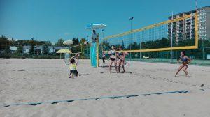 Komunikat organizacyjny  Półfinału Mistrzostw Małopolski w Siatkówce Plażowej Juniorek 2019  (rejon Małopolska Zachodnia)