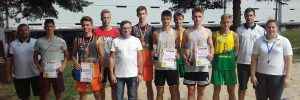 Siatkówka Plażowa Finał Juniora 16.06.2018