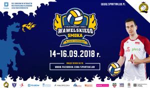III Międzynarodowym Turnieju Wawelskiego Smoka w piłce siatkowej