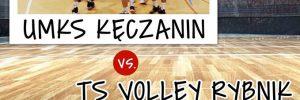 II Liga Mężczyzn 10.11.2018 godz. 18.00 UMKS Kęczanin Kęty – TS Volley Rybnik