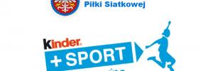 Podział drużyn  na grupy w Ogólnopolskich Mistrzostwach w Minisiatkówce o Puchar Kinder+Sport 2019