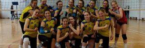 Wyniki naszych drużyn w turniejach 1/4  (o awans do II ligi kobiet i mężczyzn)