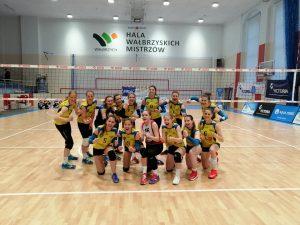 MUKS POPRAD Stary Sącz w II lidze kobiet w sezonie 2019/2020