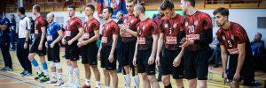 II Liga Mężczyzn 05.10.2019 g. 18.00 UMKS Kęczanin Kęty- BBTS II Bielsko- Biała