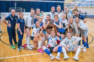 I Liga Kobiet 19.10.2019 g. 18.00 7R SOLNA Wieliczka  –  MKS SAN-Pajda Jarosław