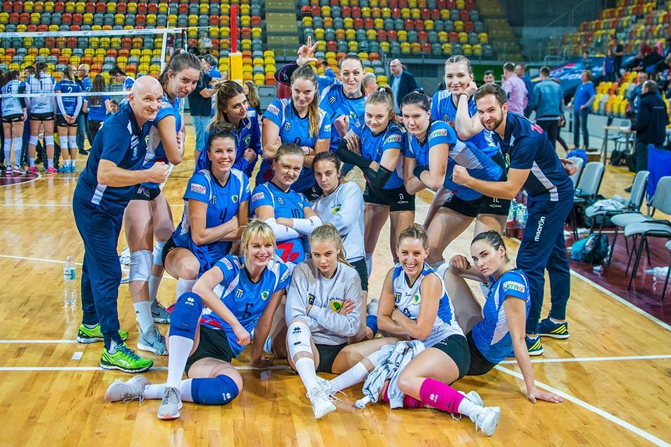 I Liga Kobiet 02.11.2019 g.18.00 7R SOLNA Wieliczka - KSZO Ostrowiec Świętokrzyski S.A