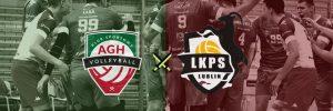 I Liga Mężczyzn 09.11.2019 g. 15.30 AZS AGH Kraków – LUK Politechnika Lublin