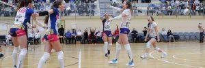 I Liga Kobiet 22.02.2020 g. 18.00 Grupa Azoty PWSZ Tarnów – AZS Politechnika Śląska Gliwice