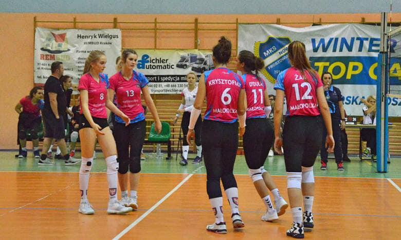 II Liga Kobiet 01.03.2020 g. 18.00 Pogoń Proszowice- TS Wisła Kraków