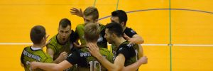 Awans SMS Sparty Kraków do 1/2 Mistrzostw Polski Juniorów